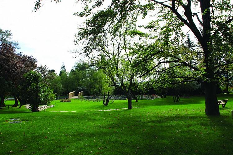 Parc de Pollionnay