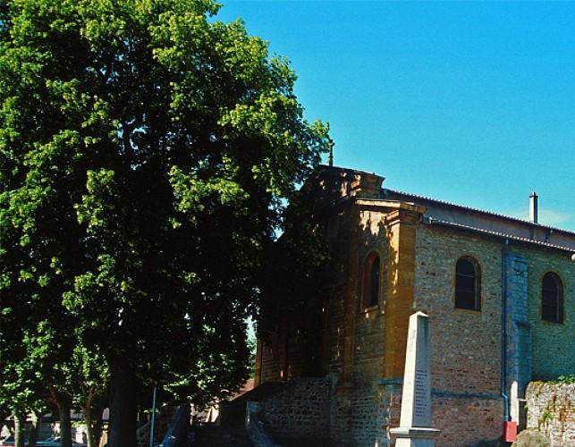 Eglise de Pollionnay