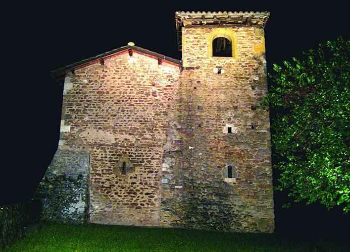 Chapelle de Larny