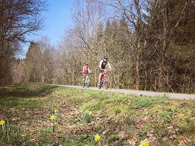 Balades Vélos-Trains & Paysages - La Vecquée