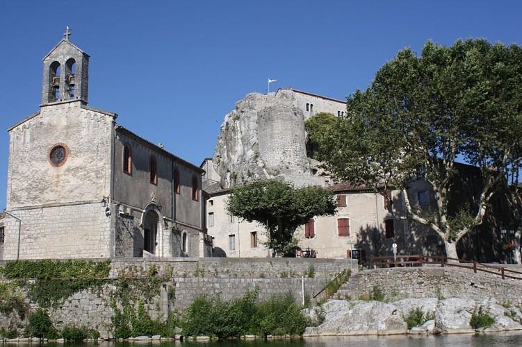 Circuit patrimoine - Laroque