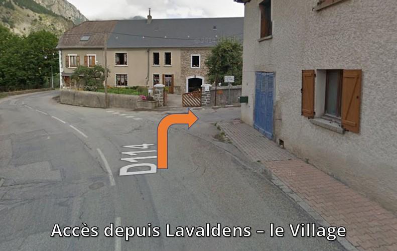 Chemin du Pré Clos