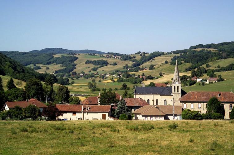 Saint Sulpices des Rivoires Pays Voironnais Valdaine