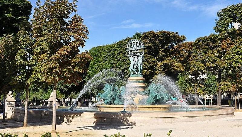 Fraîcheur et retour aux sources : les fontaines de Paris