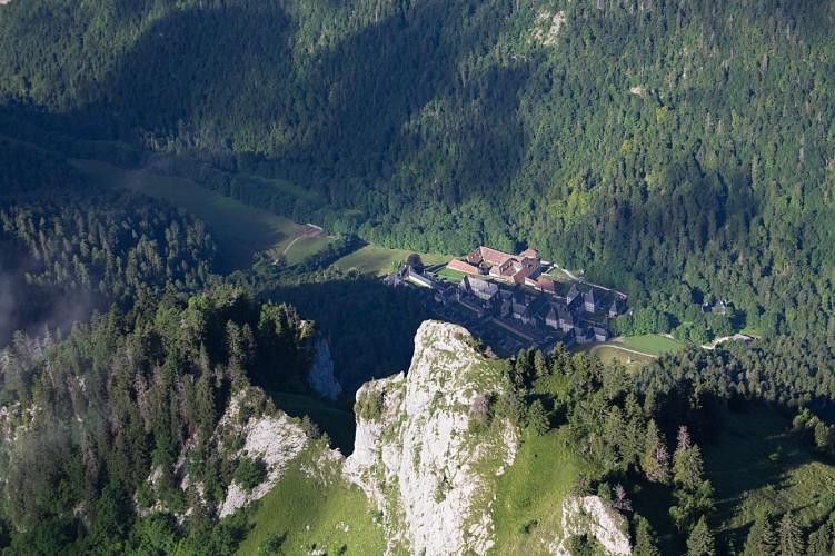 Monastère Grande Chartreuse