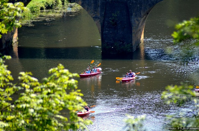 Kayaking and Canoeing from the Semois to the Semoy