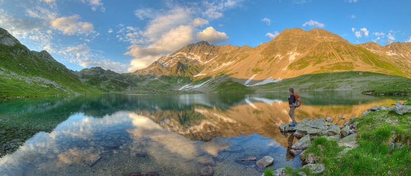 Hike N°10: -  The Jovet Lakes