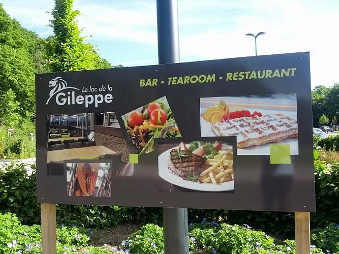 Balade ADCC boucle La Gileppe - Membach