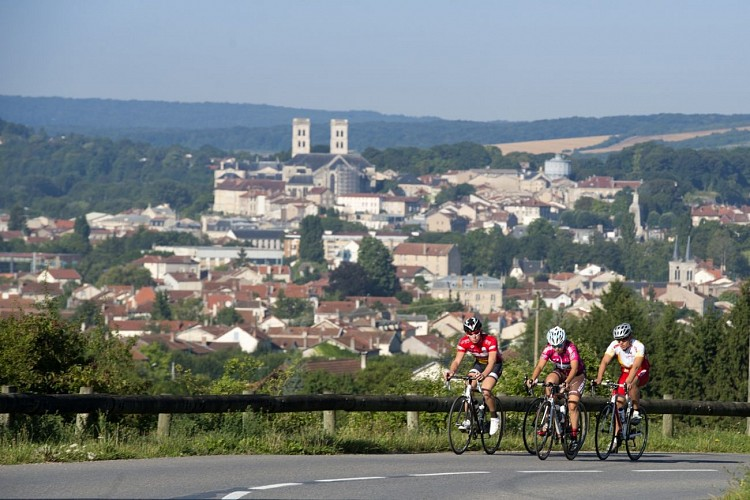 Le Fleuve Meuse à Vélo