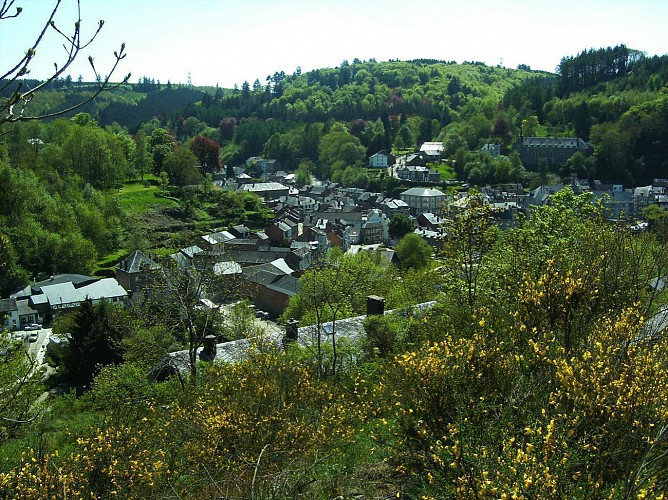"""La Roche-en-Ardenne - """"Promenade Diable Château"""" (4)"""
