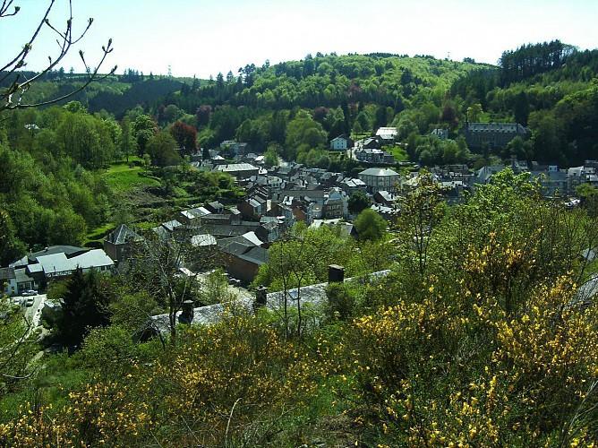 """La Roche-en-Ardenne - """"Promenade Diable Château"""""""