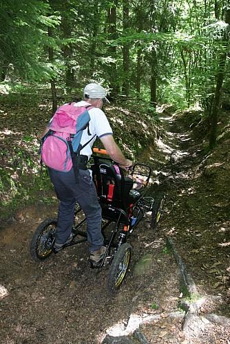 Itinéraire Cimgo : du Salève au parc des Dronières - Cruseilles