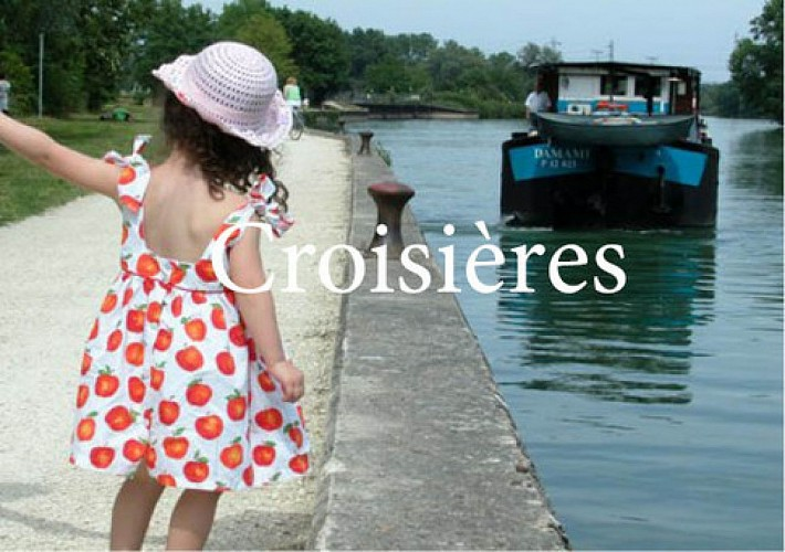 Croisières fluviales de la fête de la Marne