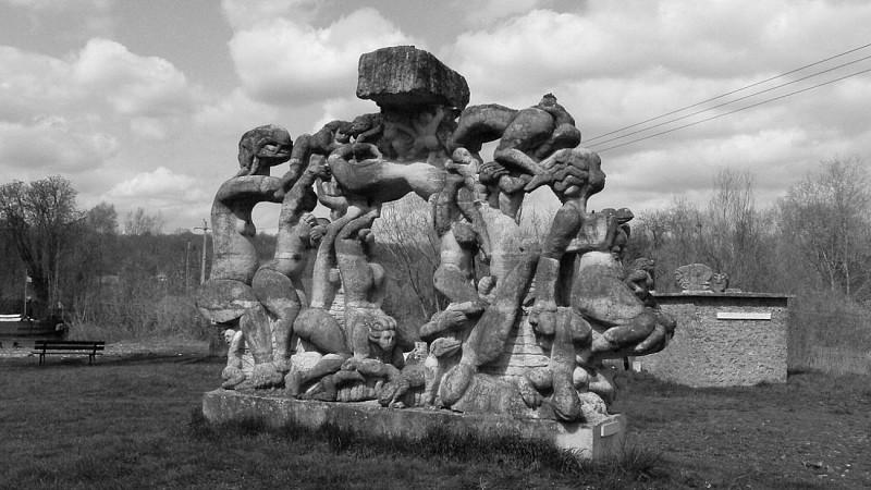 Activités nautiques et le jardin de sculptures de la Dhuys au bord de Marne