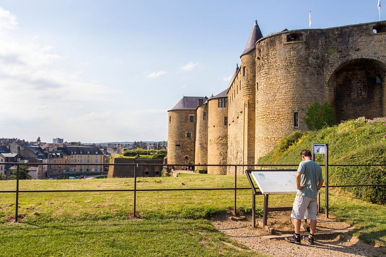 La randonnée des 2 châteaux