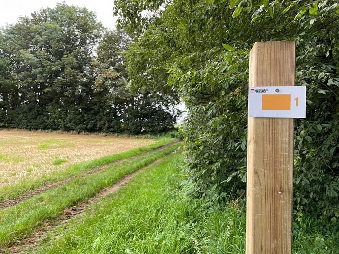 Boucle 1 - Liaisons inter-villages Fernelmont