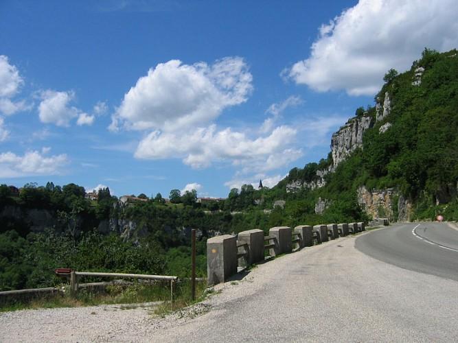 """Circuit n°82 """"Grotte et Rivière d'Ain"""""""