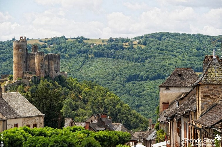 The Chestnut trees : walk around Najac n°6