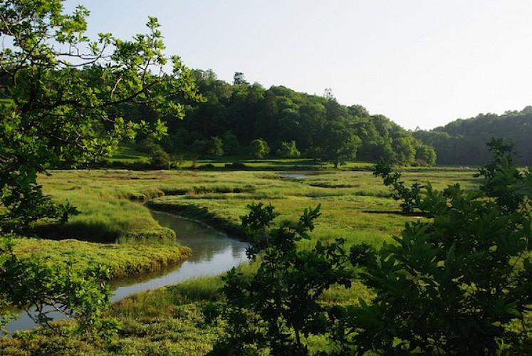 La Vallée de la Pennélé - Morlaix
