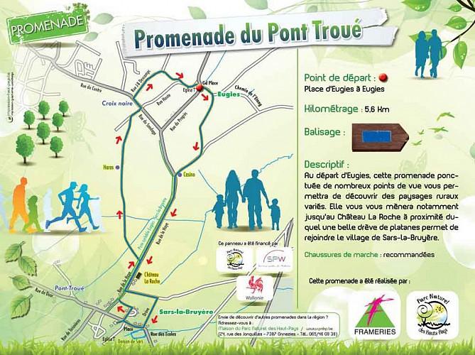 Promenade du Pont Troué