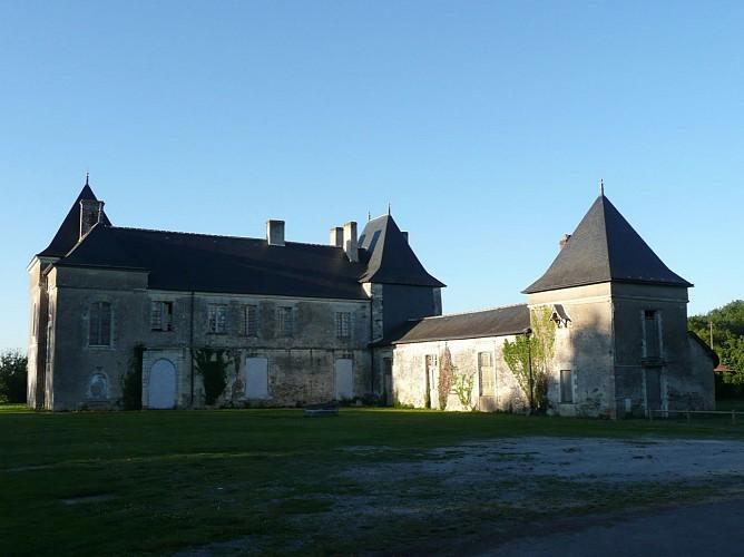 Sentier du Château de Saffré