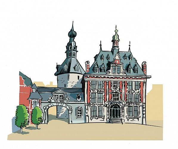 Namur et Saint Jacques de Compostelle