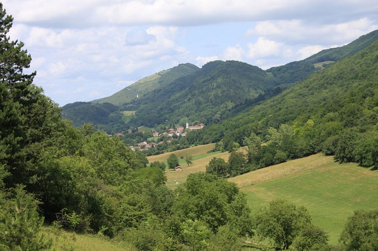 Tour de Montcel - Circuit n°8