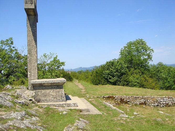 Les Conches, la sainte colline du Revermont