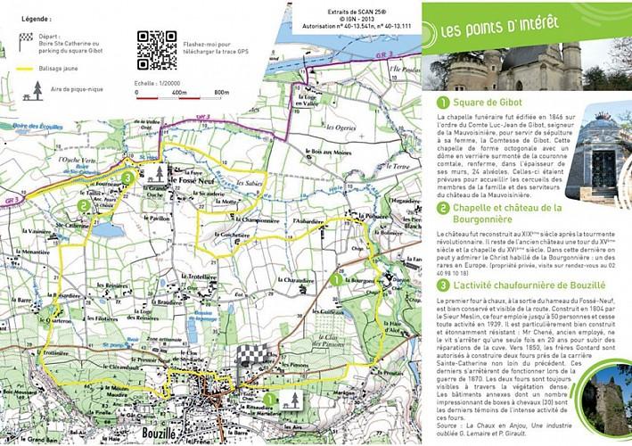 Randonnée Une autre Loire : Boire et coteaux à Bouzillé