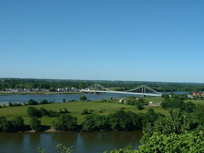Randonnée Une autre Loire : Evre et Loire à St Florent-le-Vieil