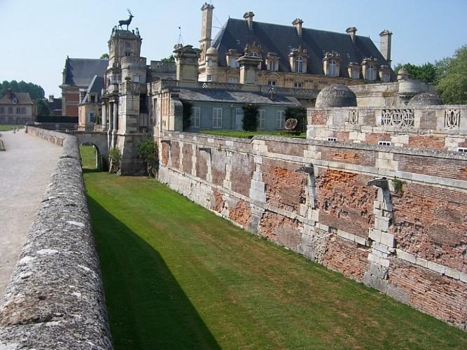 Découverte d'Anet, Ivry la Bataille, Ezy-sur-Eure et Saussay