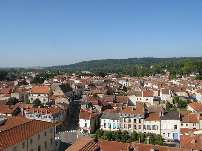 Balade Patrimoine - A la découverte de Saint-Mihiel