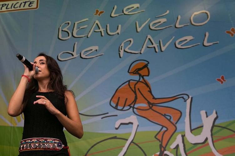 """Erezée - """"Beau Vélo de Ravel"""" - Juillet 2014"""
