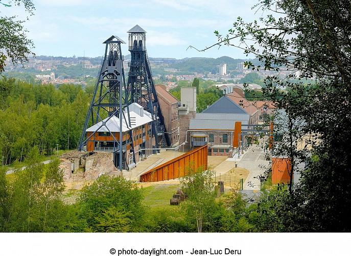 Route UNESCO en Hainaut