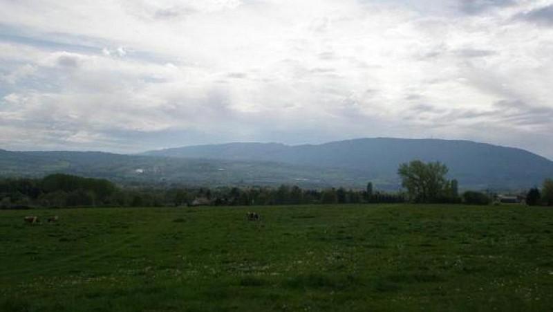 Plateau des Bornes Nord