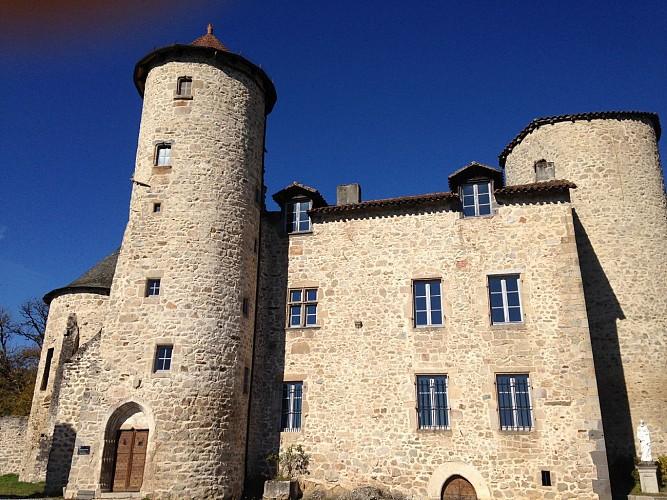 Cité médiévale de La Roquebrou