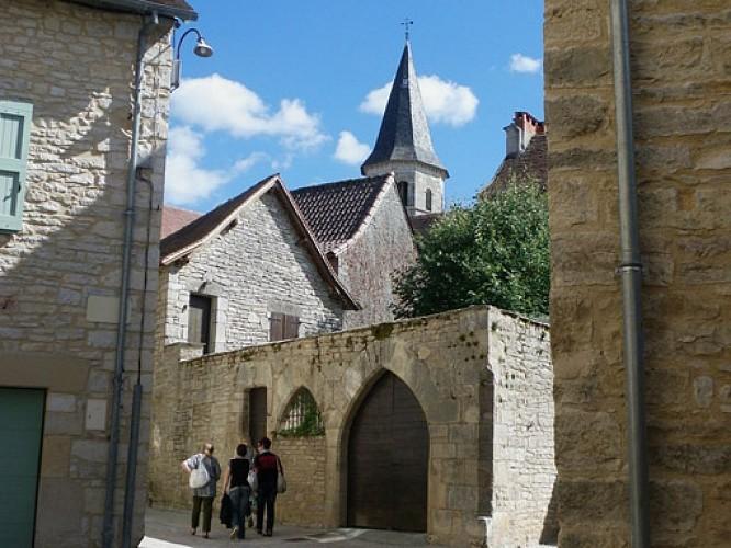 Villages de caractère / les joyaux du Moyen-âge
