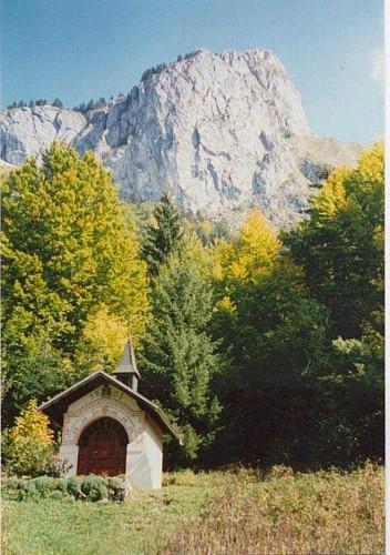 Rando chapelle du Merle