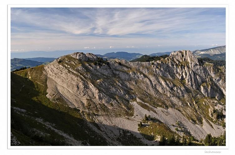 """La Haute Pointe"" Hike"