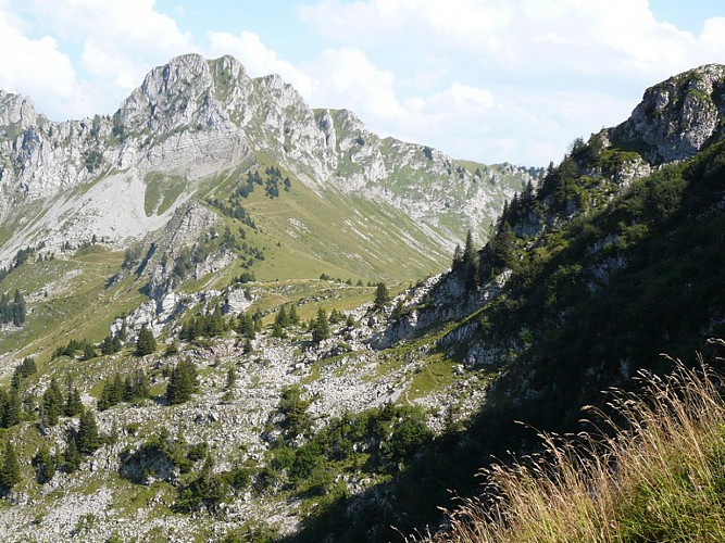 """""""La Pointe de Chavasse"""" Hike"""