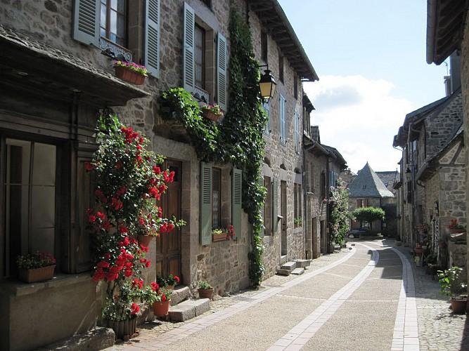 Cité médiévale de Marcolès