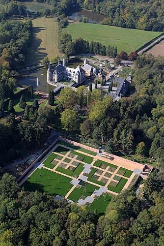 Promenade Château de Jehay