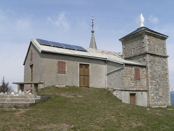 """La Chapelle d'Hermone"" Hike"