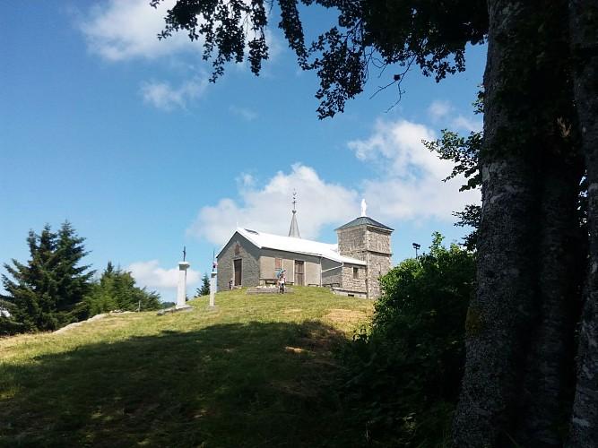 Chapelle d'Hermone