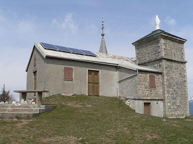 la Chapelle d'Hermone