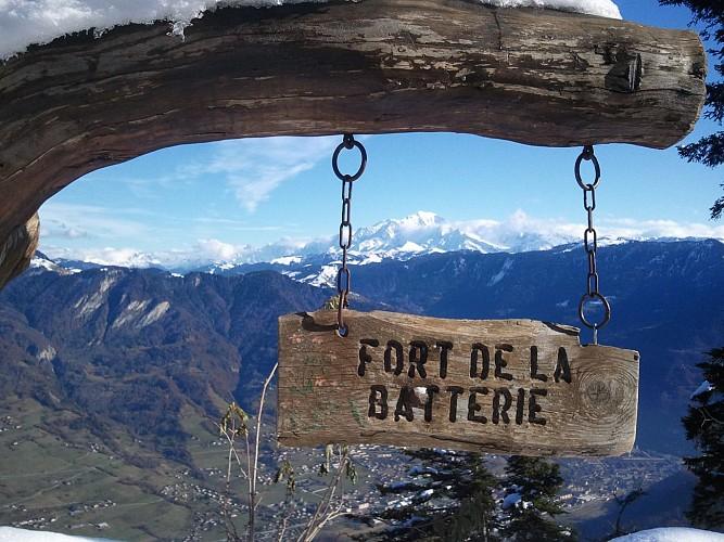 Batterie Fort