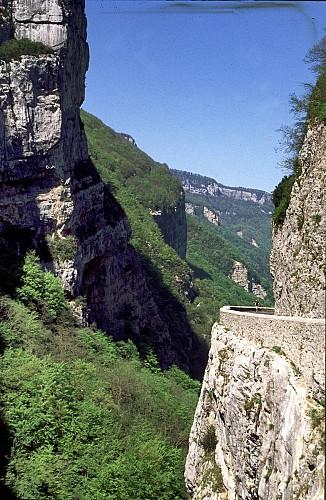 Route des gorges