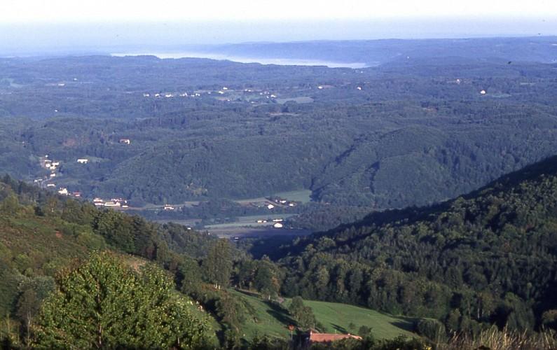 Boucle équestre de Melisey - Vosges du sud