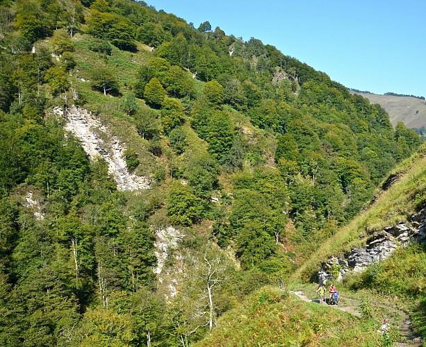 GR 10 Du Col de Bagargiak à Logibar