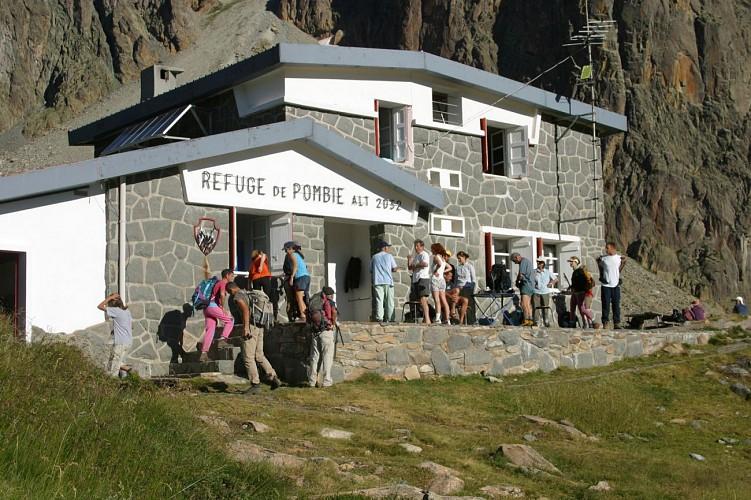 Le refuge de Pombie selon Renardo